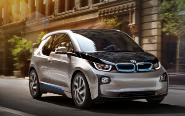 Experience the BMW i3!