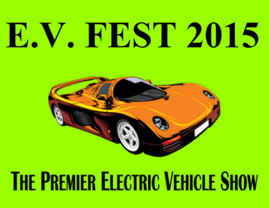 EV FEST 2015 - The Premier Electric Vehicle Show