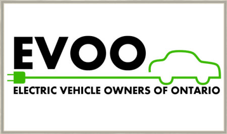 Electric Vehicle Owners of Ontario Logo