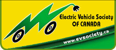Electric Vehicle Society of Canada - Logo Image