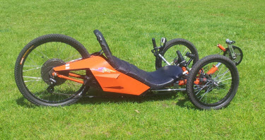 This is my prototype called the Arctrike.